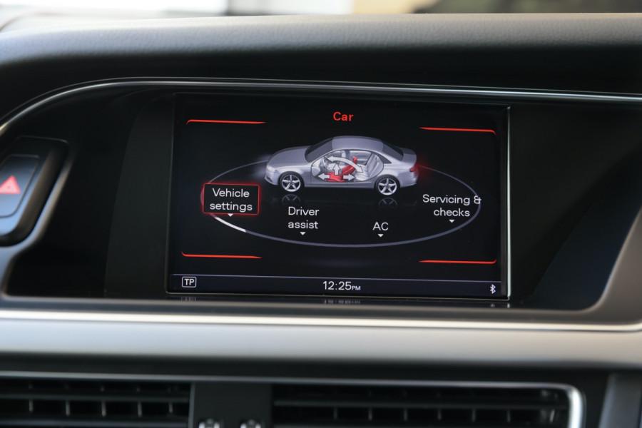 2014 Audi A4 B8 8K MY14 Sedan Image 17