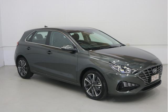 2020 MY21 Hyundai i30 PD.V4 PD.V4 Hatchback Image 4