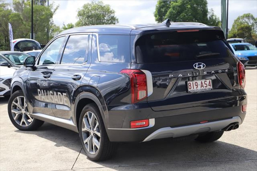 2020 MY21 Hyundai Palisade LX2.V1 Highlander Wagon Image 2