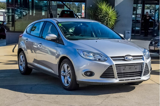 2014 Ford Focus LW MKII MY14 Trend Hatchback Image 3