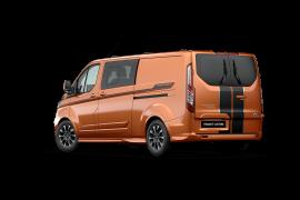 2021 MY20.5 Ford Transit VN Custom Sport 320L DCiV Utility Image 5