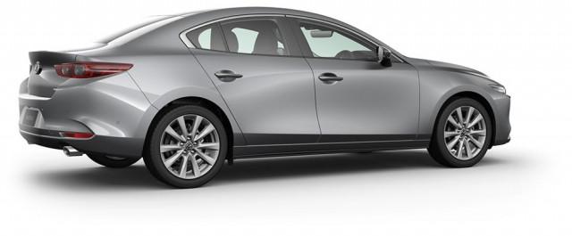 2021 Mazda 3 BP G20 Evolve Sedan Sedan Mobile Image 11