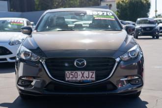 2017 Mazda 3 BN5278 Maxx Sedan Image 4