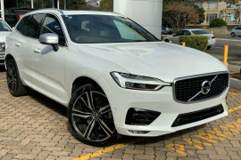 Volvo XC60 D5 R-Design (AWD) 246 MY19