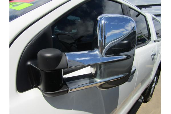 2013 Ford Ranger PX XLT Utility Image 4