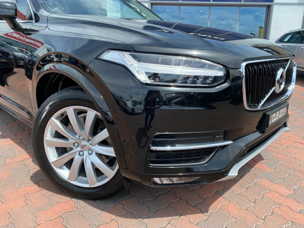 2015 MY16 Volvo XC90 L Series MY16 T6 Geartronic AWD Momentum Suv