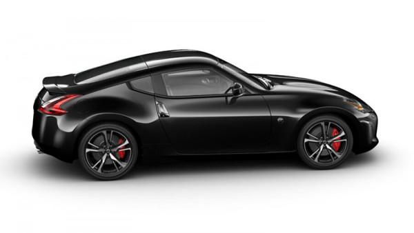 2021 MY0  Nissan 370Z Z34 Coupe Coupe