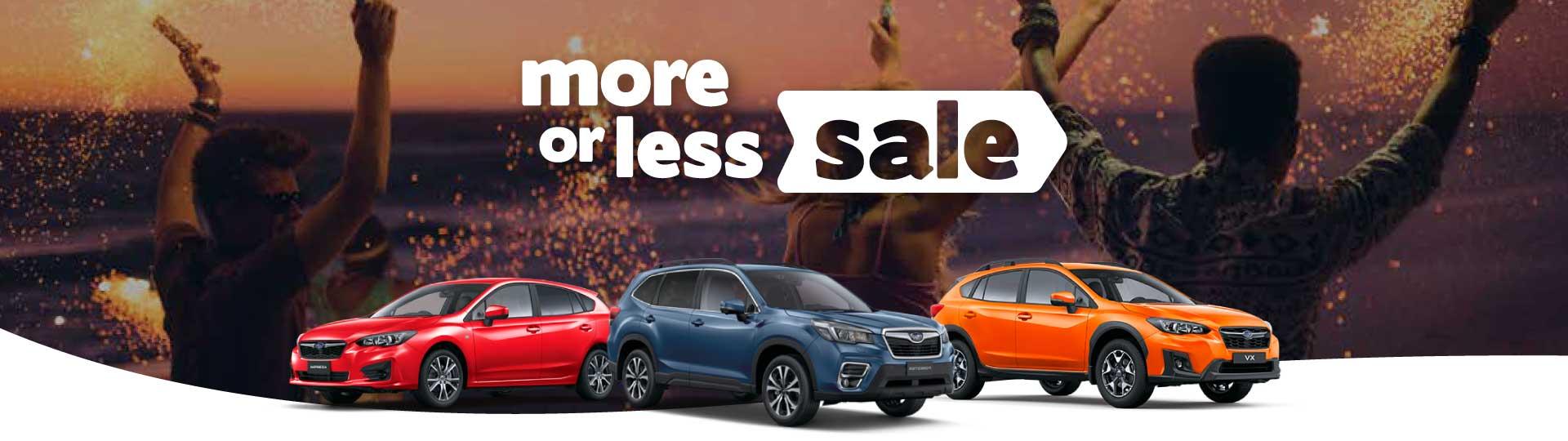 Cricks More or Less Sale