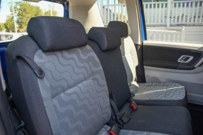 2008 Skoda Roomster 5J TDI Wagon