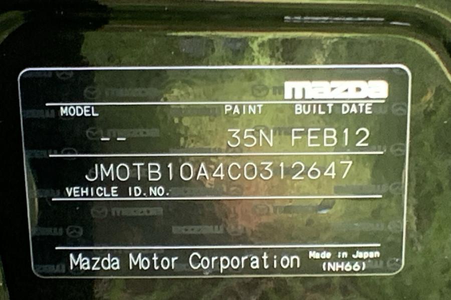 2012 Mazda CX-9 TB10A5 Classic Suv Image 20