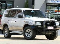 Toyota Landcruiser Prado GXL VZJ95R