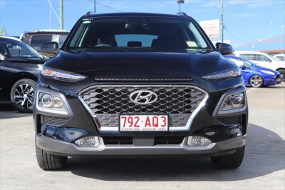 2020 Hyundai Kona OS.3 MY20 Elite Suv Image 2