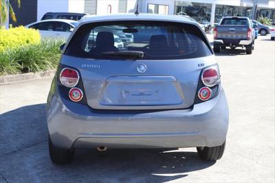 2013 Holden Barina TM MY13 CD Hatchback Image 4