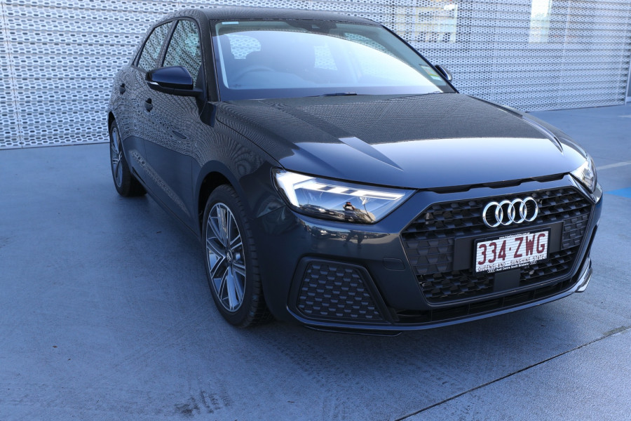 2019 MY20 Audi A1 Hatchback