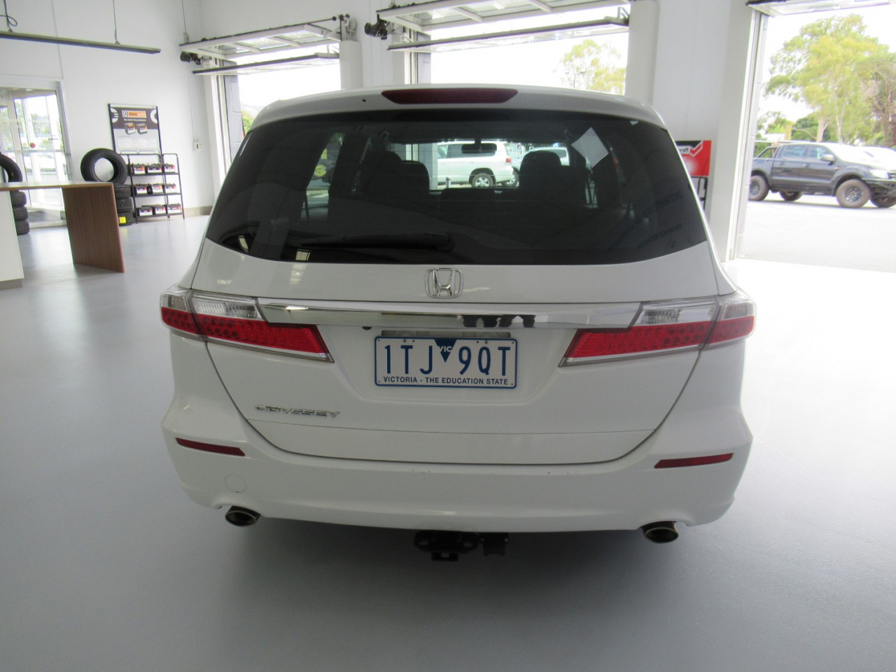 2013 Honda Odyssey 4TH GEN MY13 Wagon Image 7