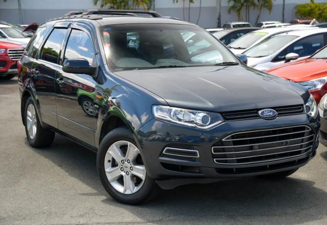 2011 Ford Territory SZ TS Wagon