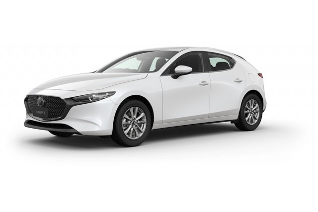 2020 Mazda 3 BP G20 Pure Hatch Other