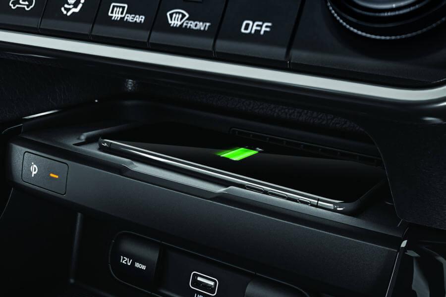 Fast Wireless Charging (Qi)
