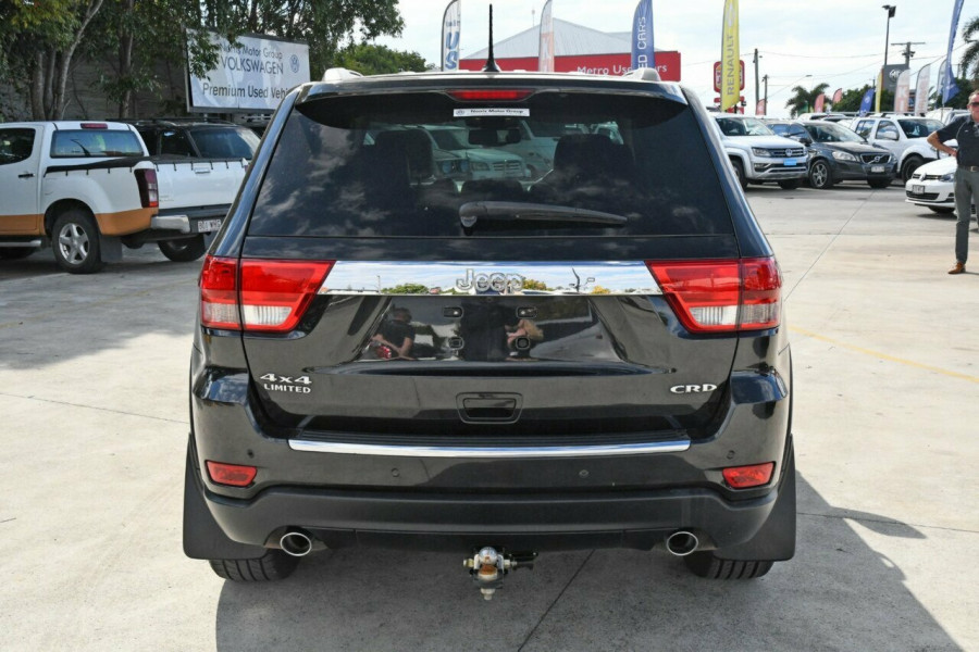 2012 Jeep Grand Cherokee WK MY2012 Limited Suv