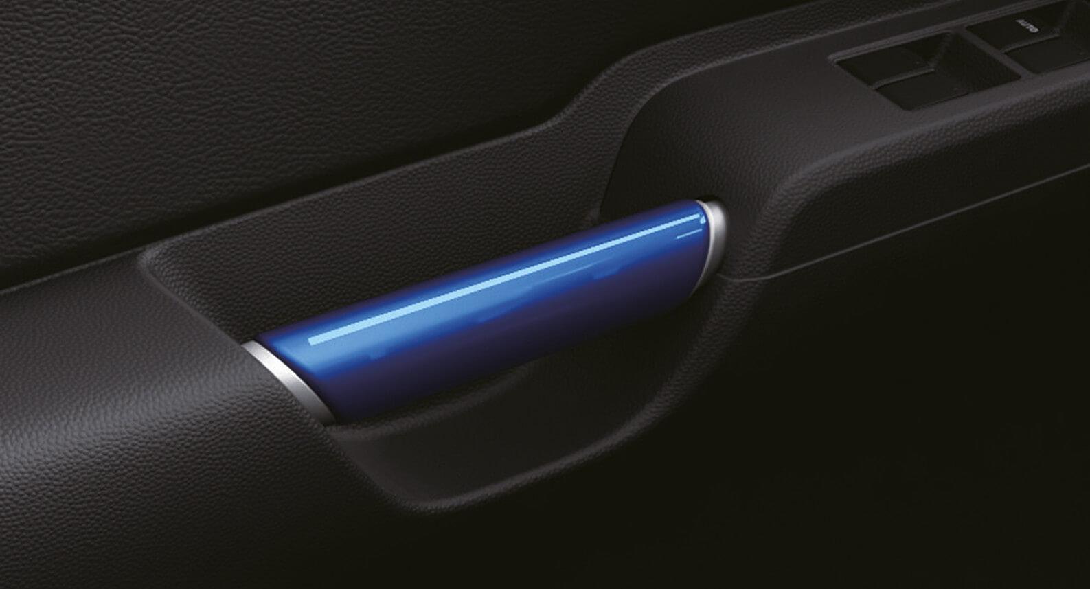 Ignis - Door Grip Front, Blue