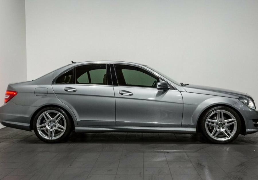 2012 Mercedes-Benz C250 W204 MY12 BlueEFFICIENCY 7G-Tronic + Avantgarde Sedan