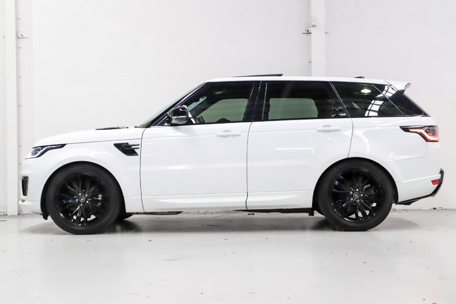 2018 Land Rover Range Rover Spo SE