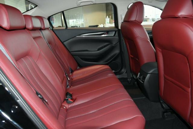 2021 MY20 Mazda 6 GL Series GT Sedan Sedan Mobile Image 5