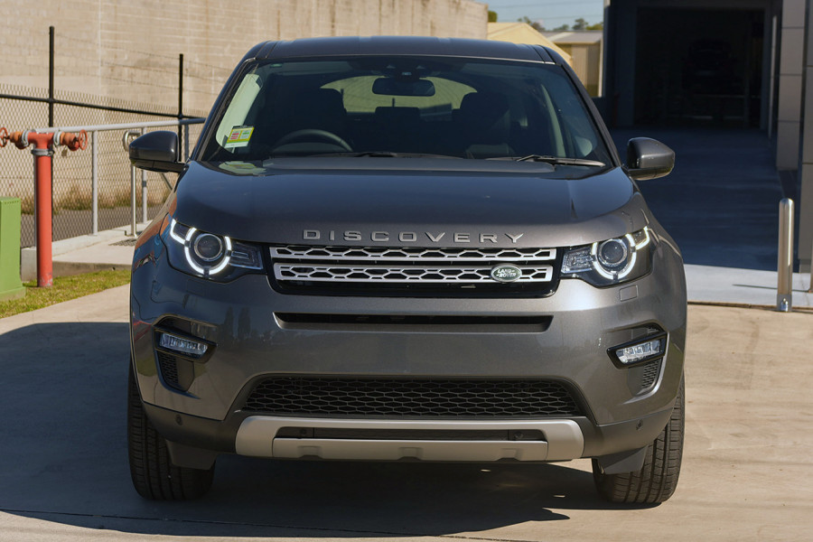 2018 MY19 Land Rover Discovery Sport Suv