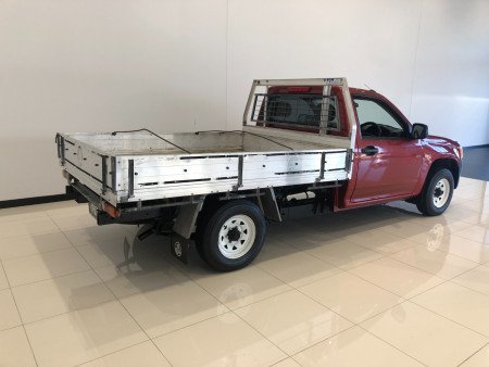 2008 Holden Colorado RC DX 2wd cab chassis Image 4