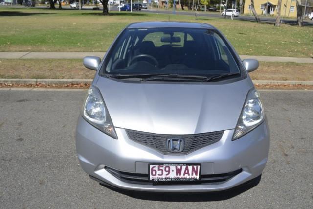 2009 Honda Jazz GLi