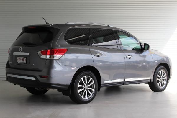 2016 Nissan Pathfinder R52 MY16 ST-L Suv Image 2