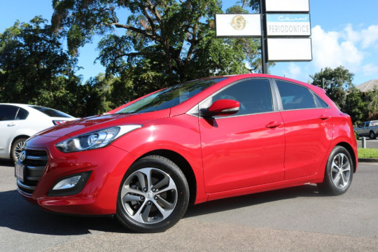 Hyundai I30 ACTIVE X GD4 SERIES II MY17