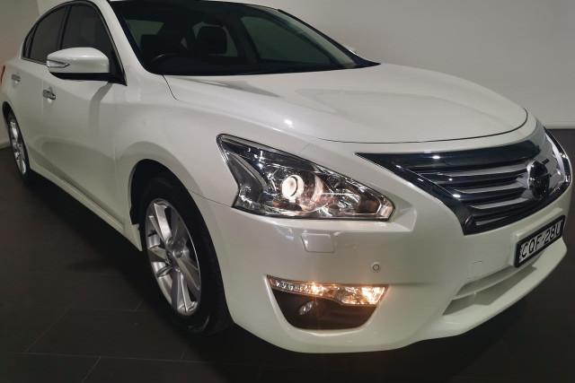2013 Nissan Altima L33 ST-L Sedan