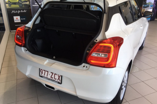2019 MY17 Suzuki Swift AZ GL Hatchback Image 4