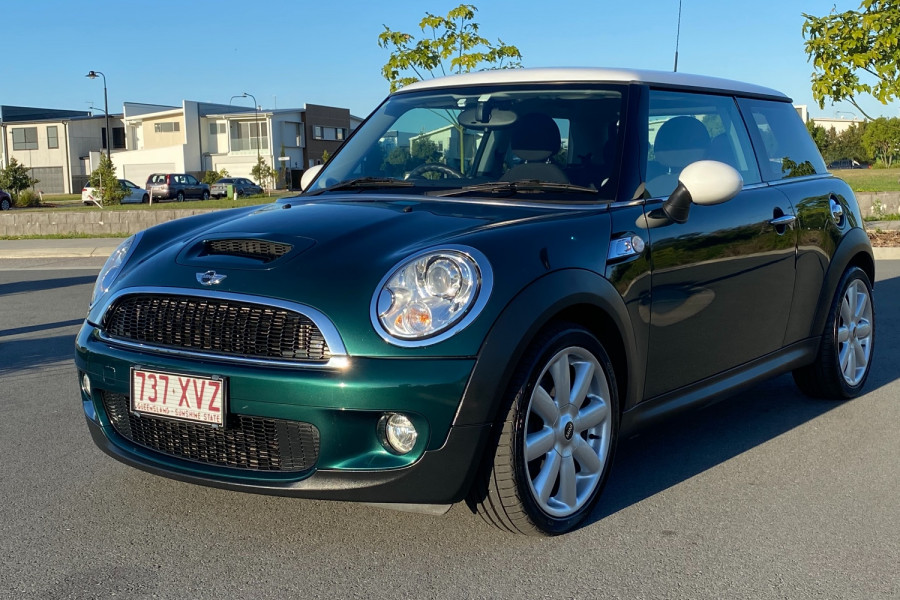2007 Mini Hatch Hatchback