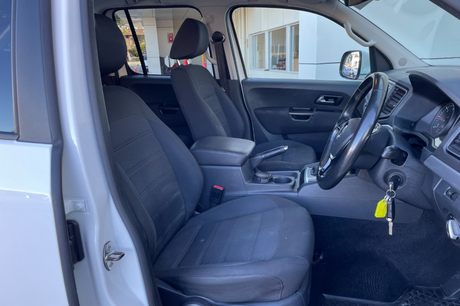 2018 Volkswagen Amarok 2H  TDI550 Sportline Utility Image 17