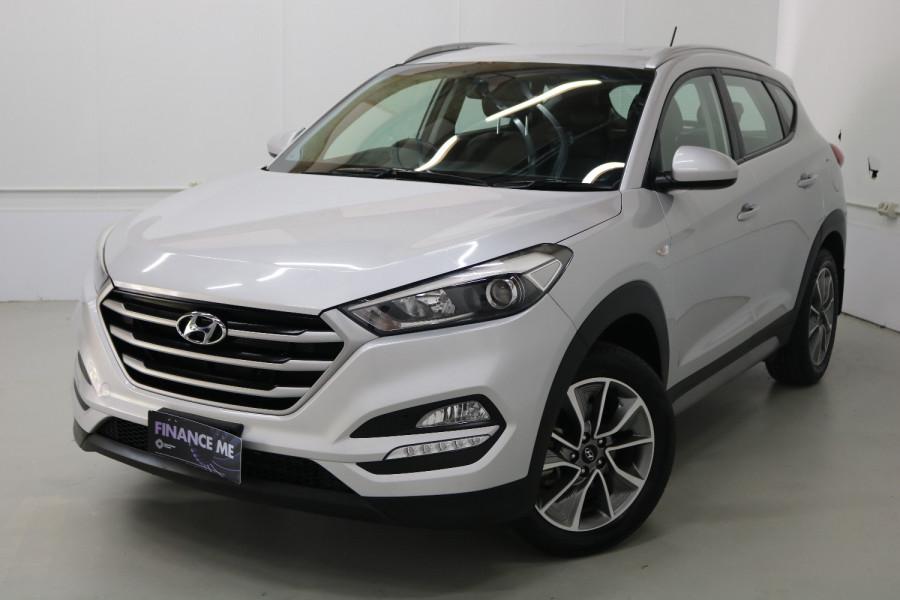 2018 Hyundai Tucson TL MY18 ACTIVE X Suv Image 1