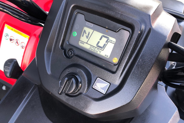 2015 MY16 Honda TRX420 FM2 Motorcycle Image 4