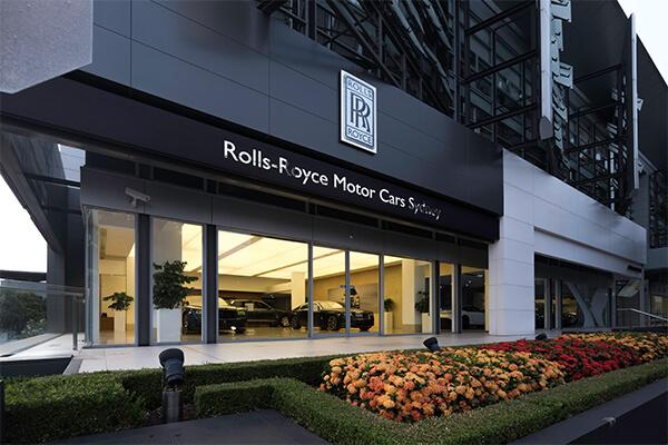 About Rolls-Royce Motor Cars Sydney