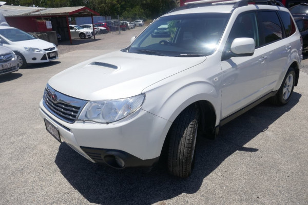 Subaru Forester 2.0D S3