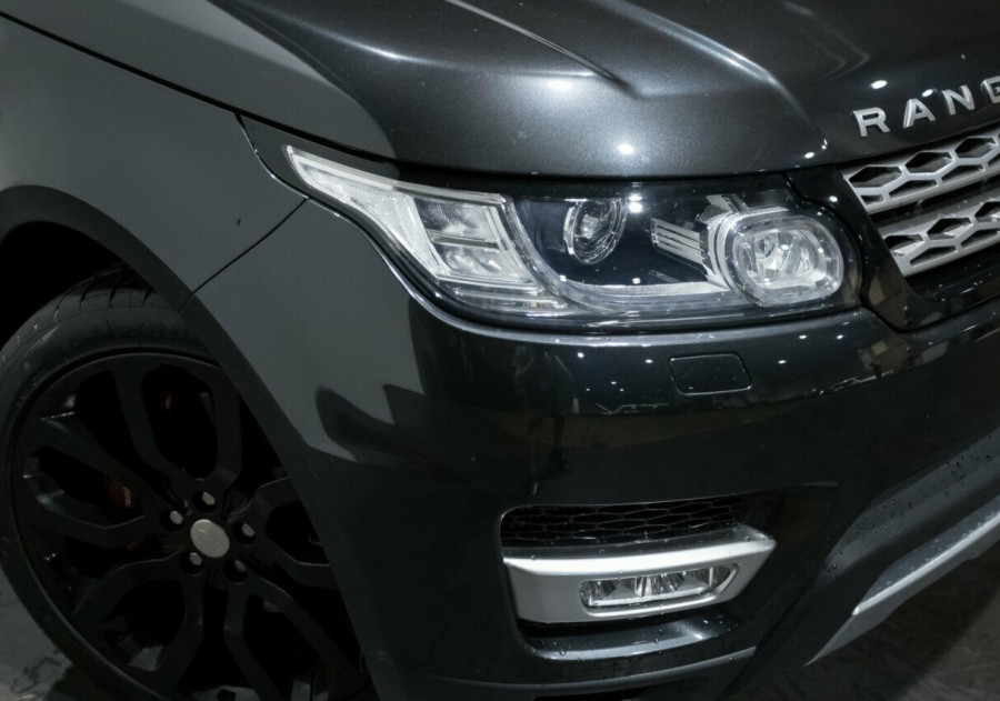 2014 MY14.5 Land Rover Range Rover Sport L494 MY14.5 SDV8 CommandShift HSE Wagon