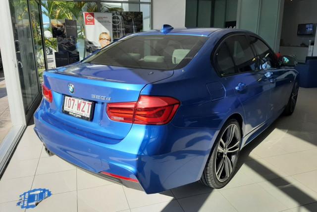2016 BMW 3 Series F30 LCI 320d M Sport Sedan Image 5