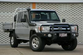 Toyota Landcruiser GXL Double Cab VDJ79R