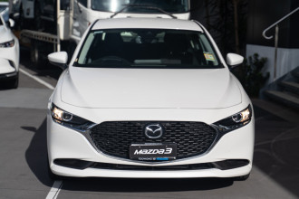 2020 Mazda 3 BP G20 Evolve Sedan Sedan Image 4