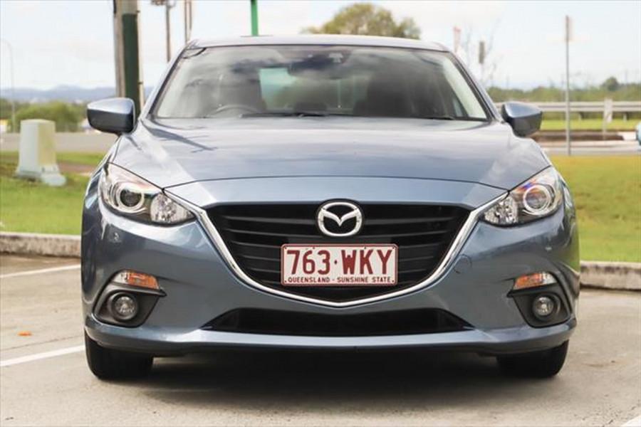 2016 Mazda 3 BM Series Touring Sedan