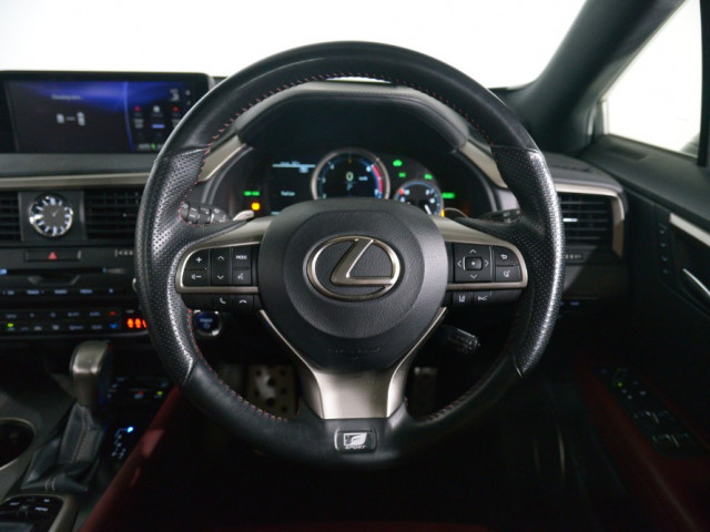 2017 Lex Rx450h Lexus Rx450h F Sport Hybrid  F Sport Hybrid Wagon