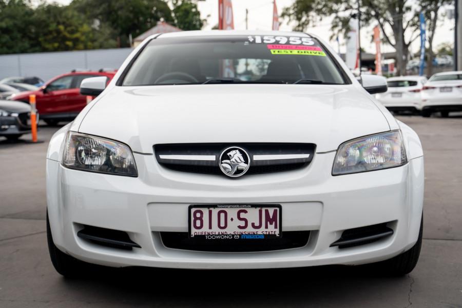 2009 Holden Commodore Omega