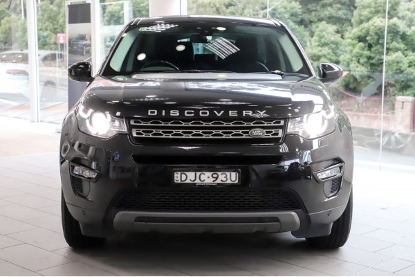 2016 MY16.5 Land Rover Discovery Sport L550  Si4 SE Suv Image 4