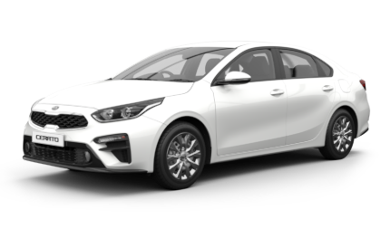 Cerato Sedan S Manual with Safety Pack