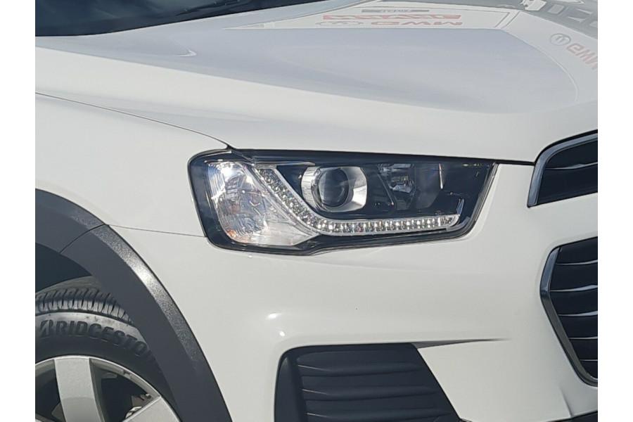 2017 Holden Captiva CG MY17 LS 2WD Suv